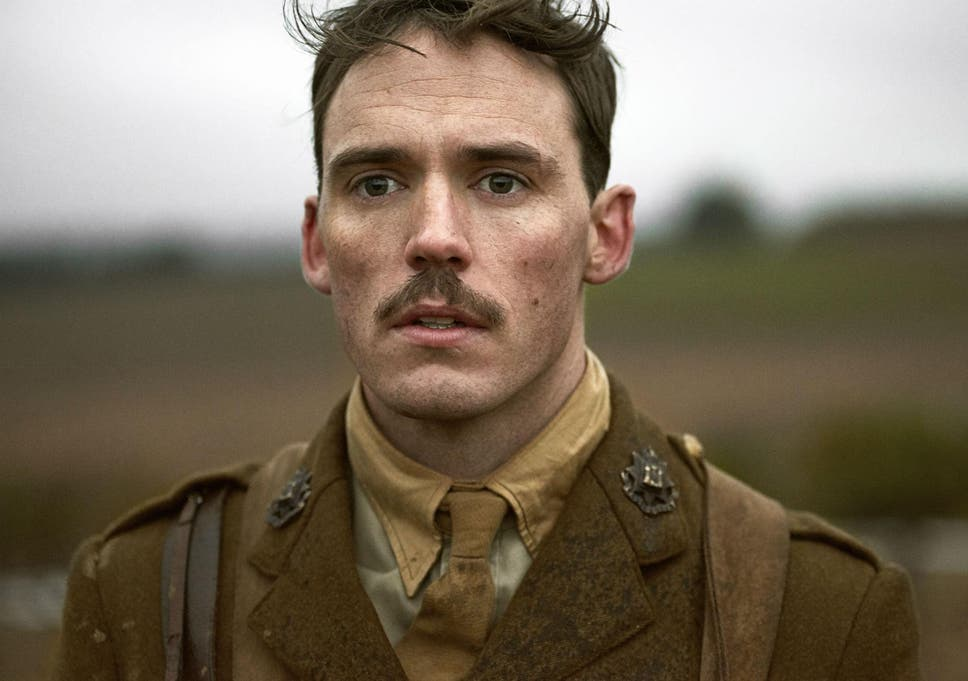Journey's End Sam Claflin: I can't forever play a completely
