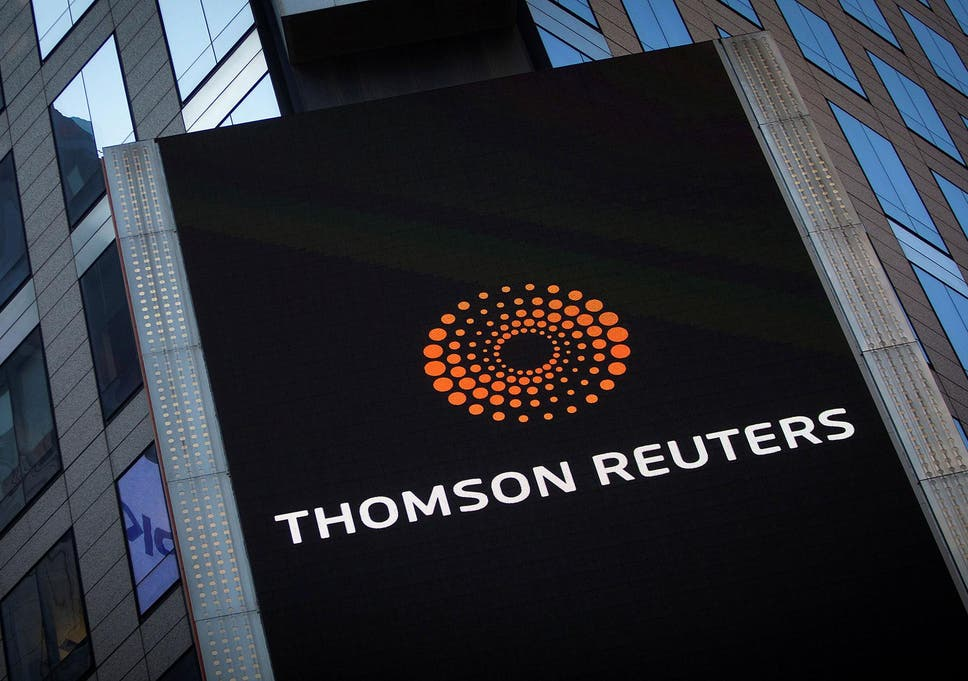 83b1bfe16cc Blackstone in talks to buy  17bn stake in Thomson Reuters unit