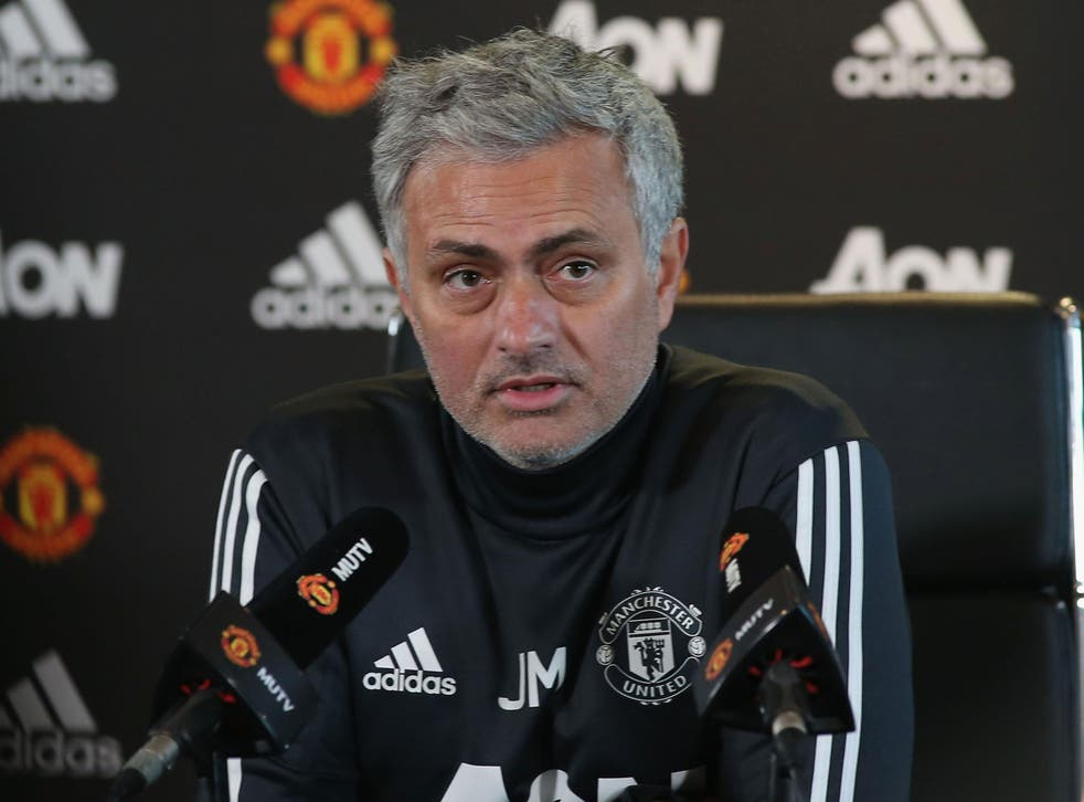 Jose Mourinho says his squad are in good spirits