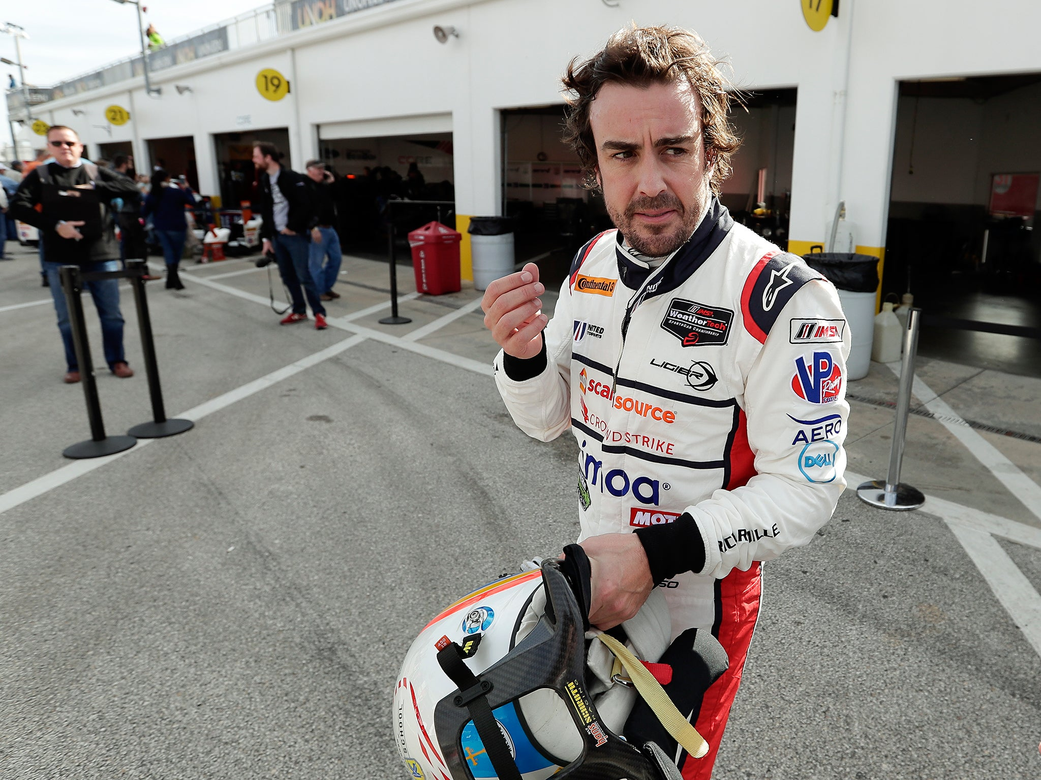 Fernando Alonso To Race At Le Mans 24 Hours In 2018 And