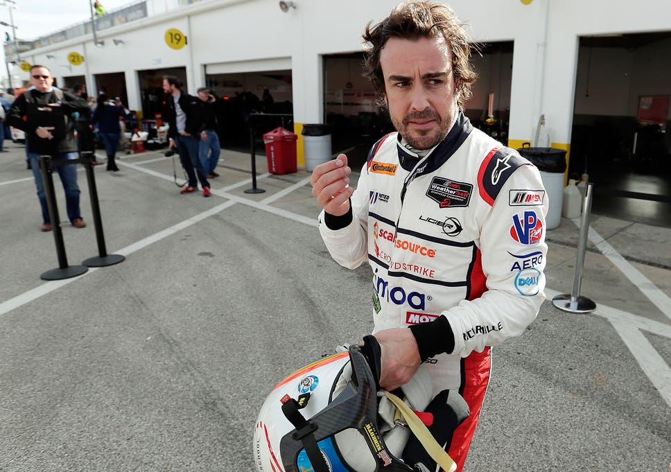 fernando alonso to race at le mans 24 hours in 2018 and 2019 as