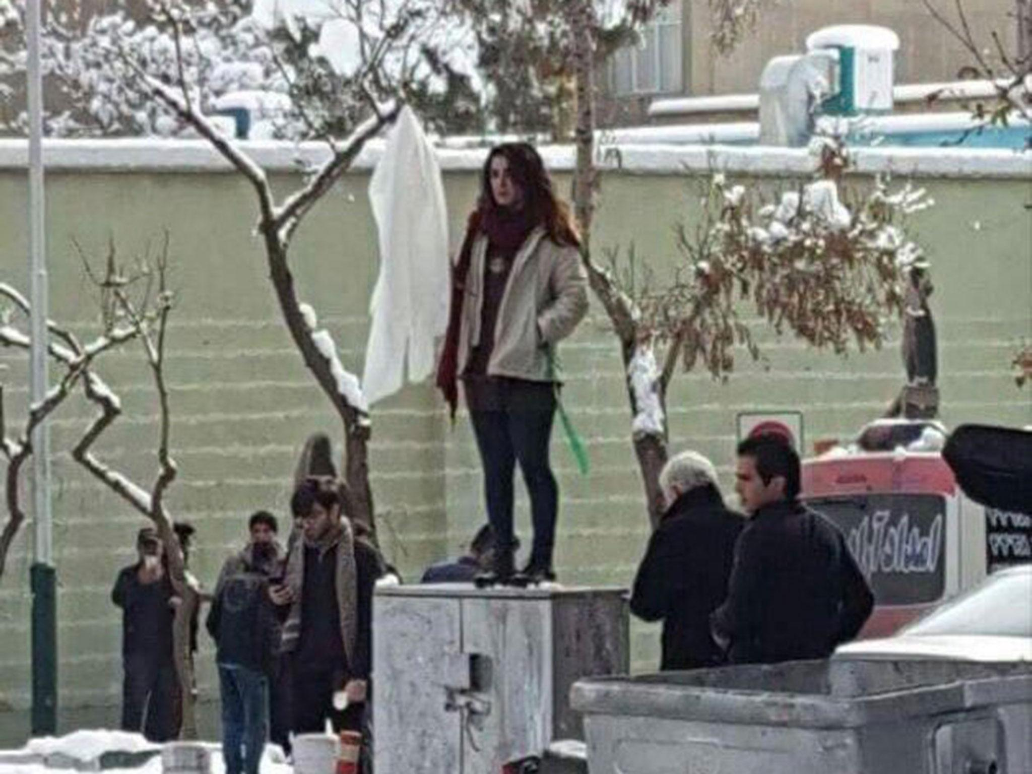 Iran Sex Videos Download Simple iranian women protest hijab as defiant headscarf demonstrations