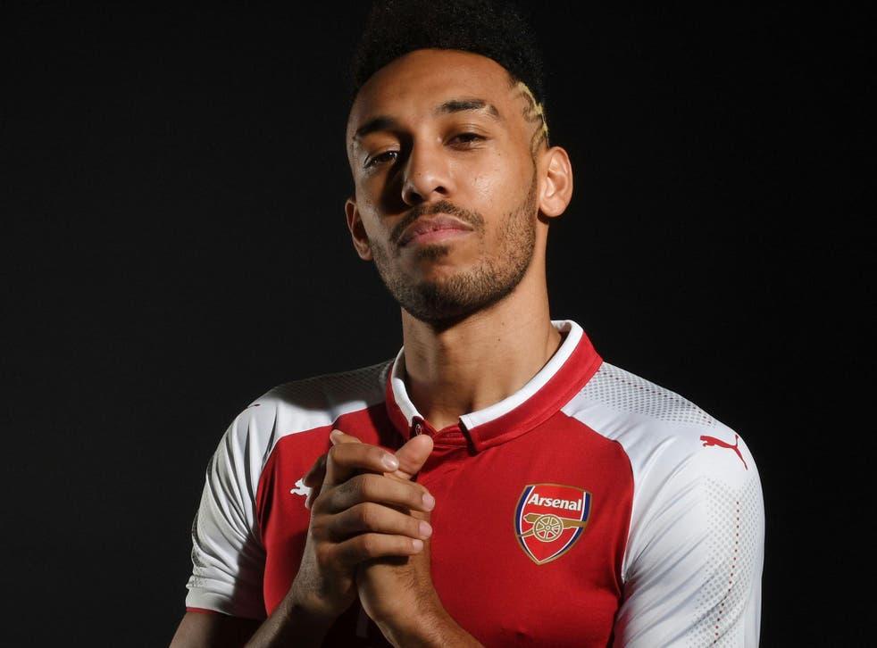 Pierre-Emerick Aubameyang has finally joined Arsenal