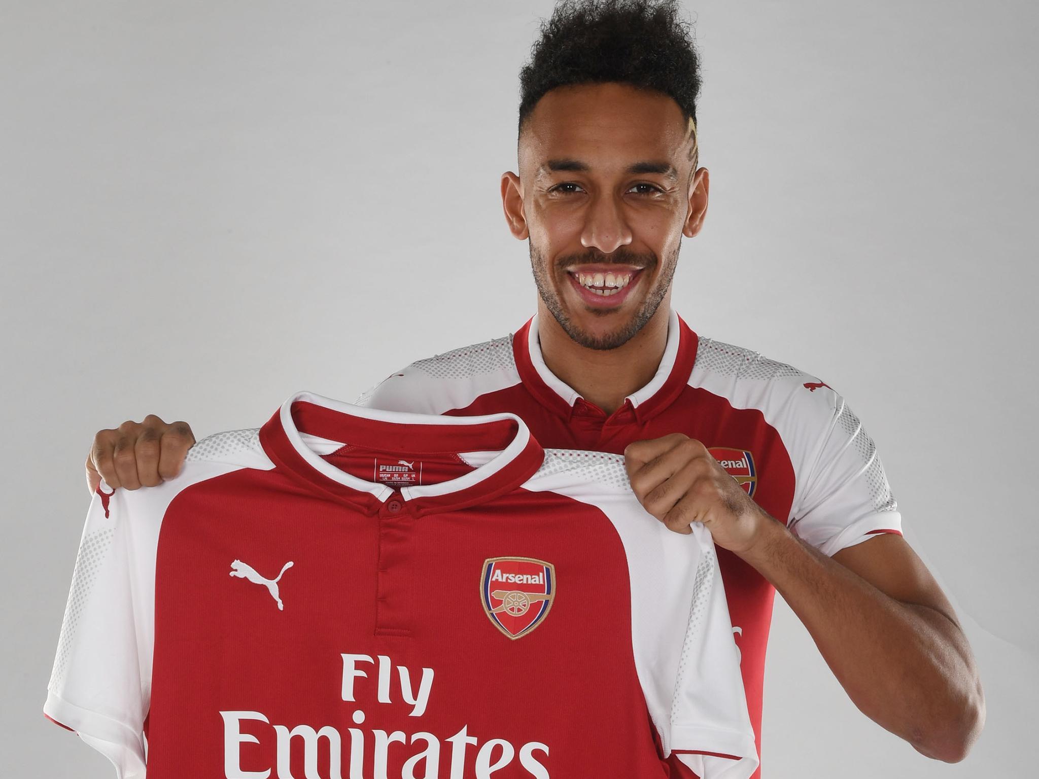 Arsene Wenger reveals why he signed Pierre-Emerick Aubameyang for ...