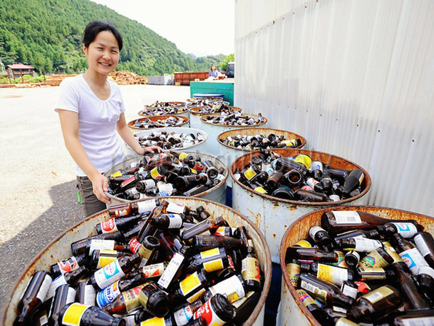 The simple way this Japanese town has become nearly zero-waste