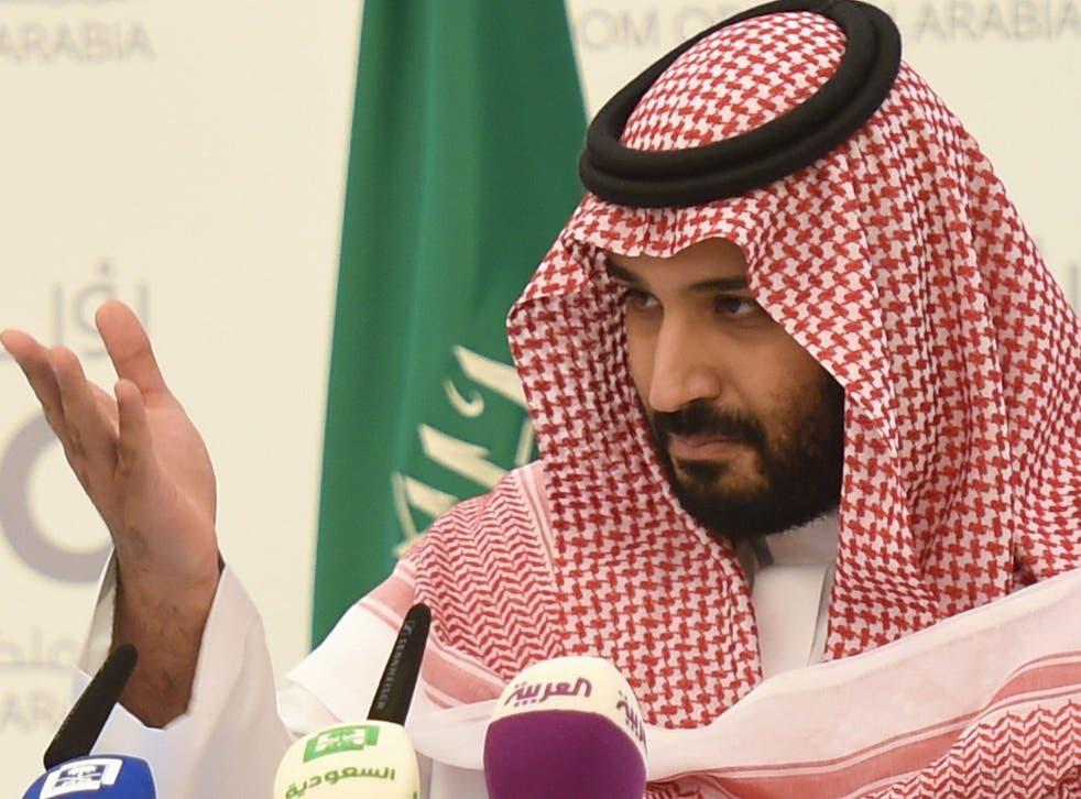 Mohammed bin Salman, Saudi Arabia's Crown Prince, previously said he had 'reserves' of 'ten million jobs that are being occupied by non-Saudi employees' that he could 'resort to at any time of my choosing'