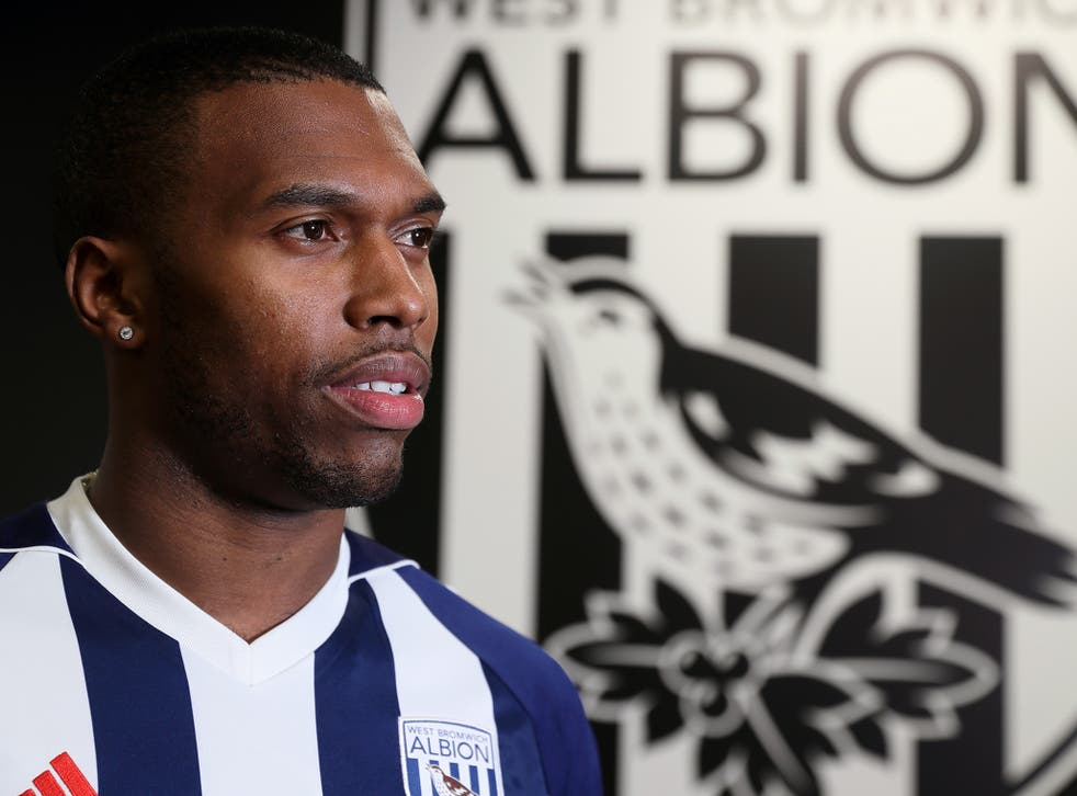 Daniel Sturridge has moved to West Brom on loan