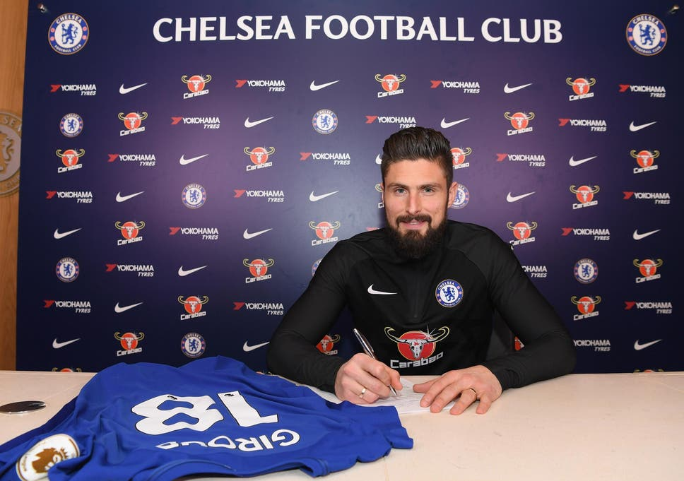 superior quality fc2b9 a16c6 Olivier Giroud reveals the chance of trophies was the reason ...
