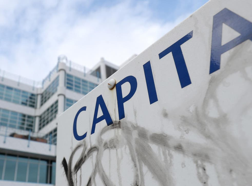 The spectre of Capita's collapse raises questions about local government.