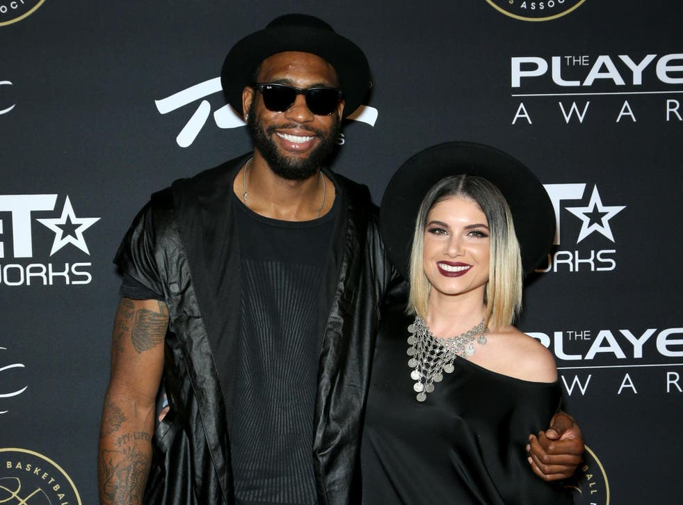 Butler and LaBelle at the BET Players' Awards in 2015