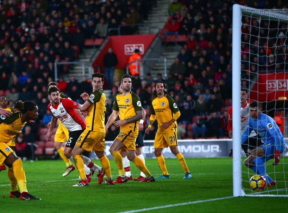 Jack Stephens won Southampton a point