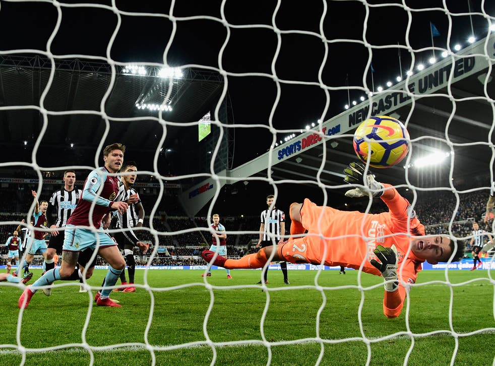 Karl Darlow inadvertently scored the decisive goal