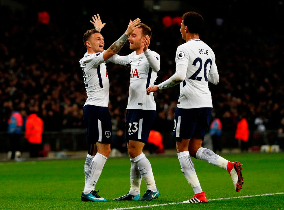Spurs were superb as they put Manchester United to the sword