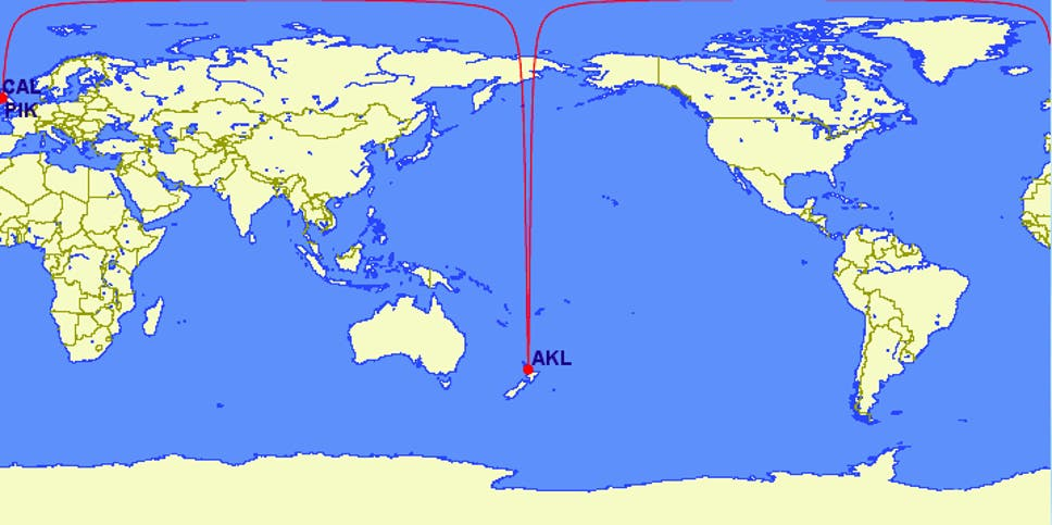 Why Great Circle Mapper is the website every plane spotter needs in ...