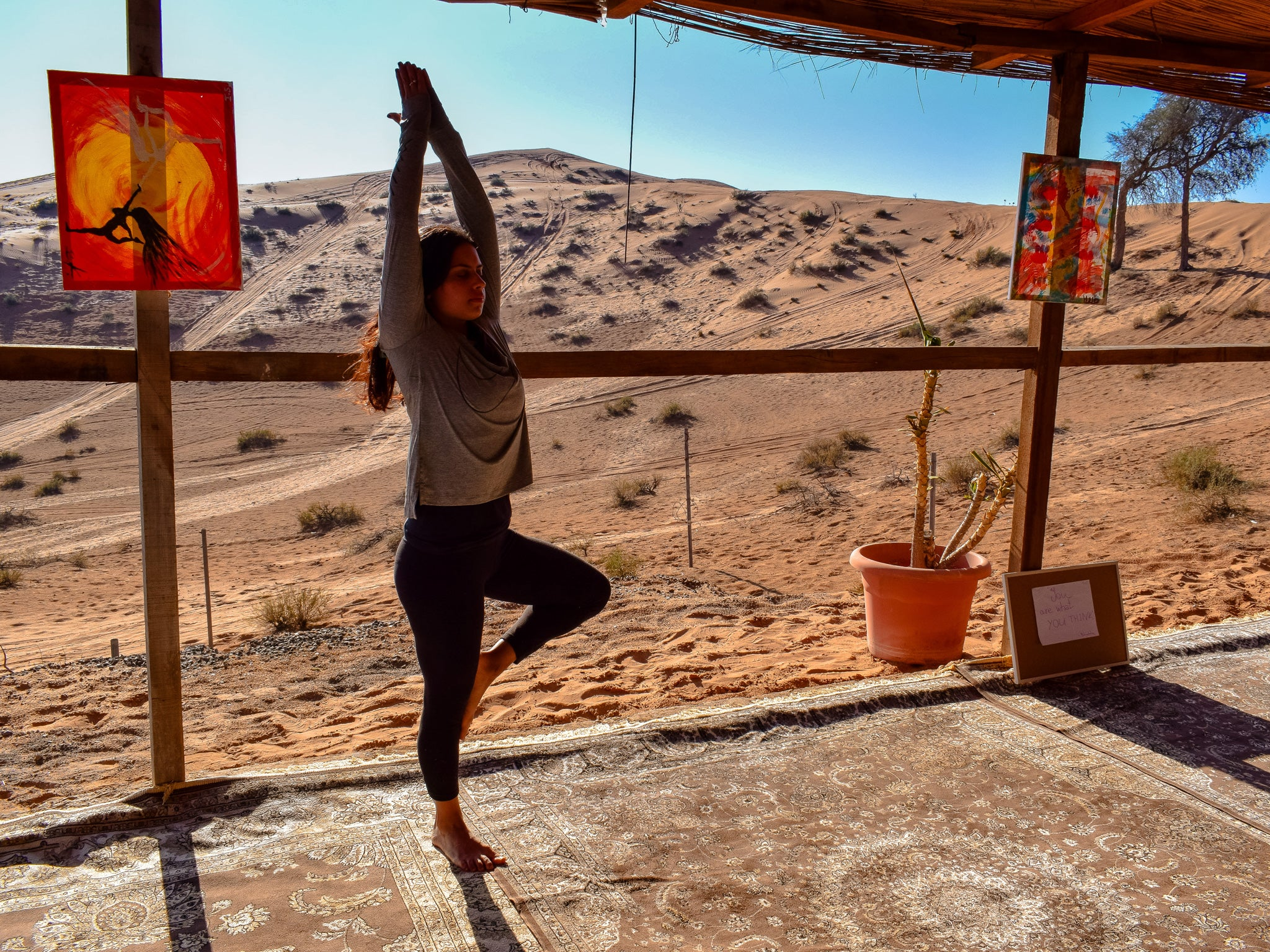 Alma Retreat: How a desert wellness camp is changing the UAE's glitzy reputation