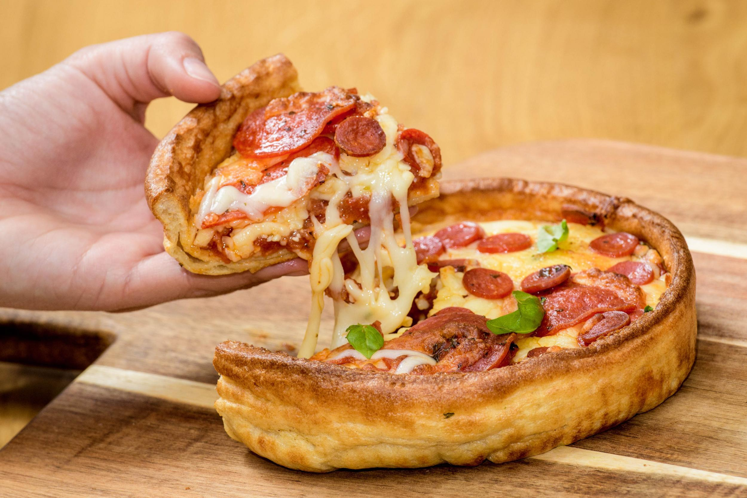 Morrisons launches yorkshire pudding pizza the independent forumfinder Images
