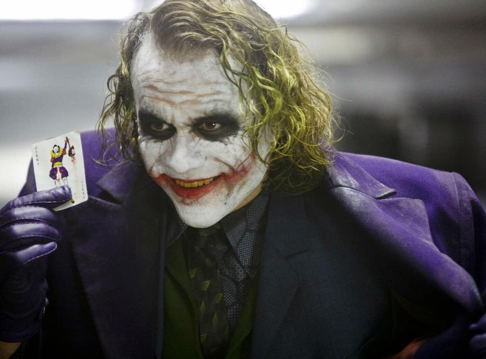 Heath Ledger was set to return as the Joker in 'The Dark Knight Rises'