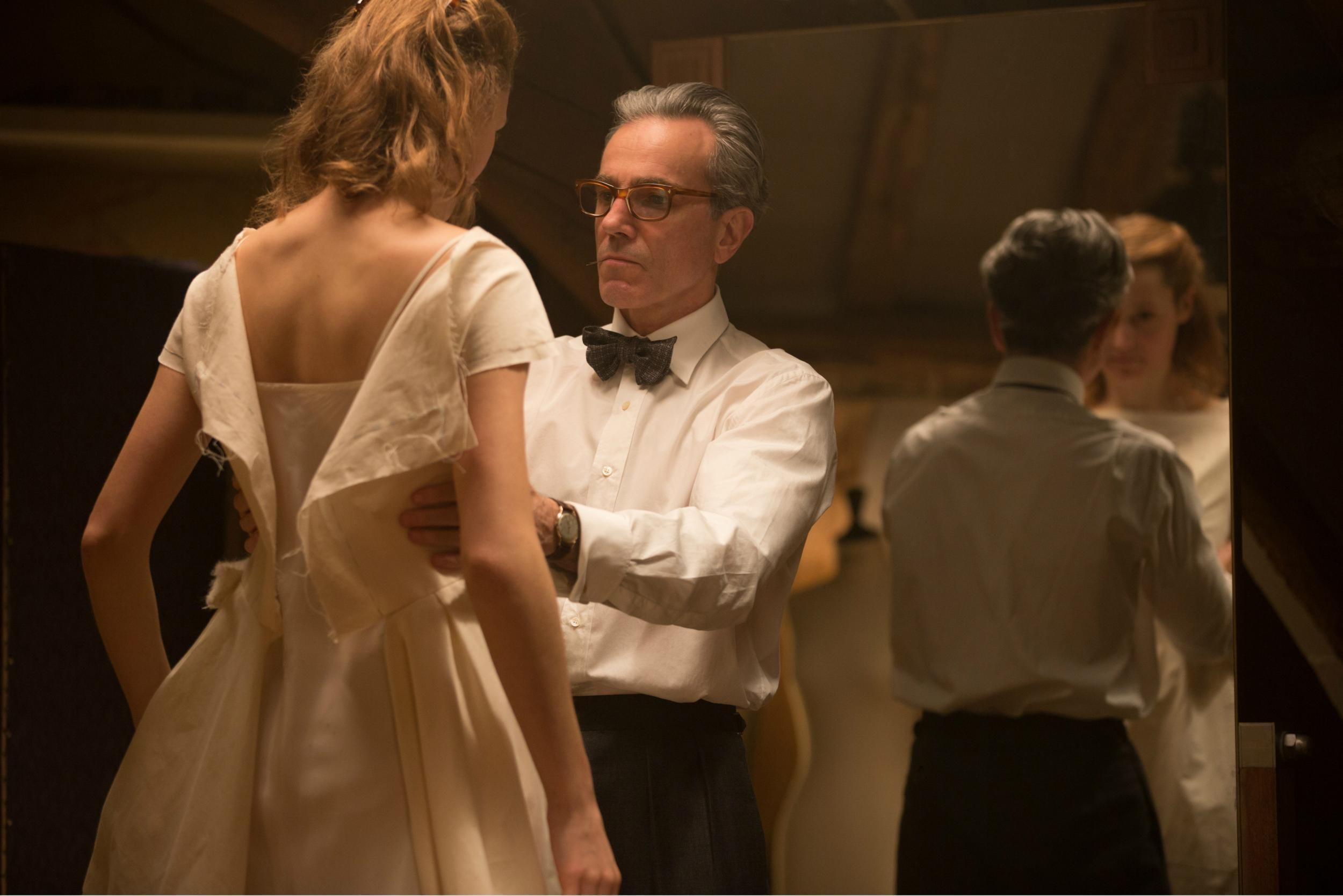 Phantom Thread: How Daniel Day-Lewis\' final role reflects fashion\'s ...