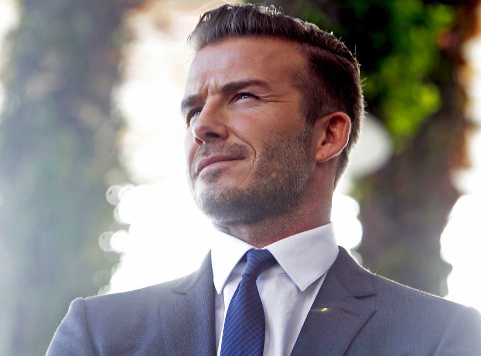 Is David Beckham fighting a losing battle?