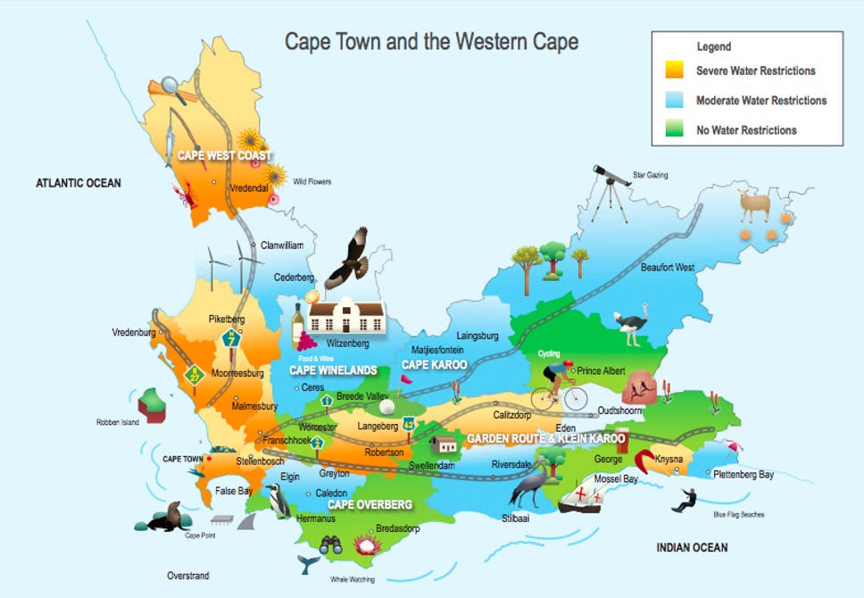 Everything you need to know about the Cape Town drought | The ...