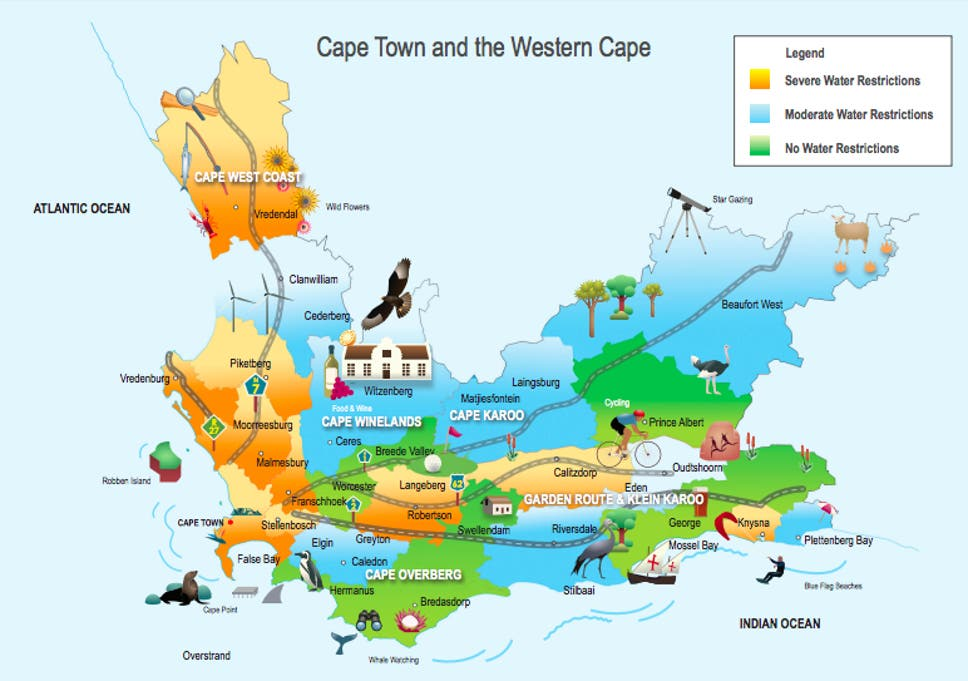 Everything you need to know about the Cape Town drought | The