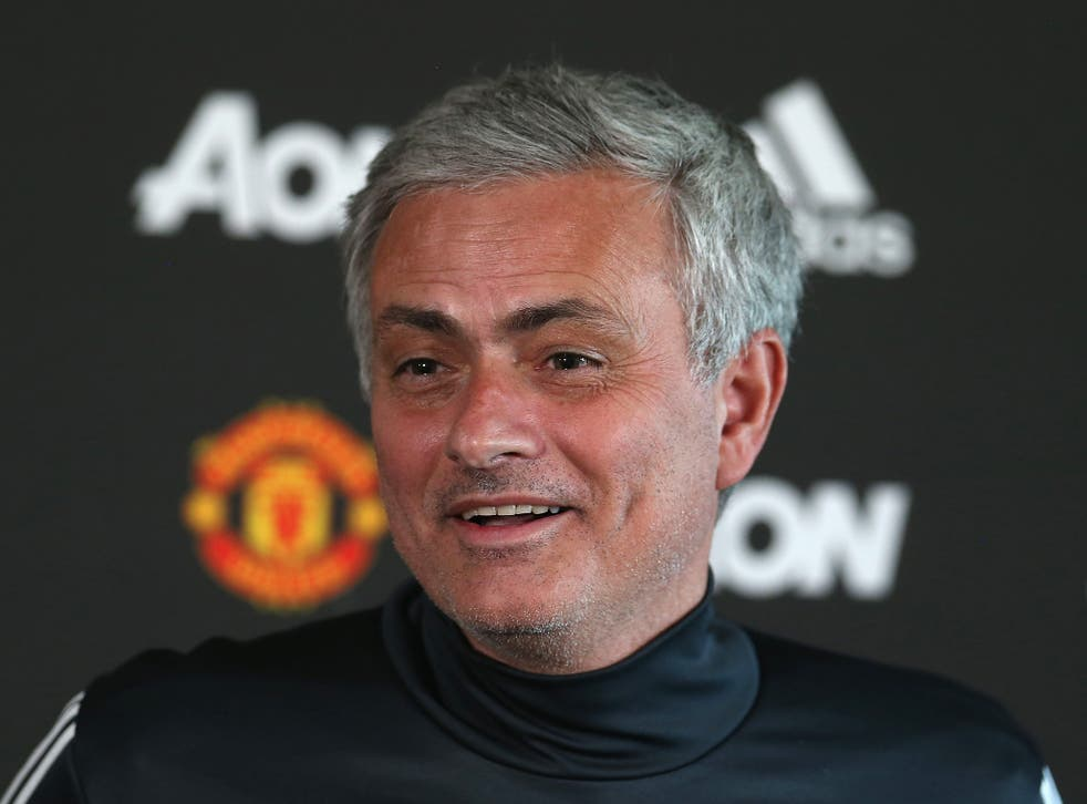 Jose Mourinho is set to ring the changes