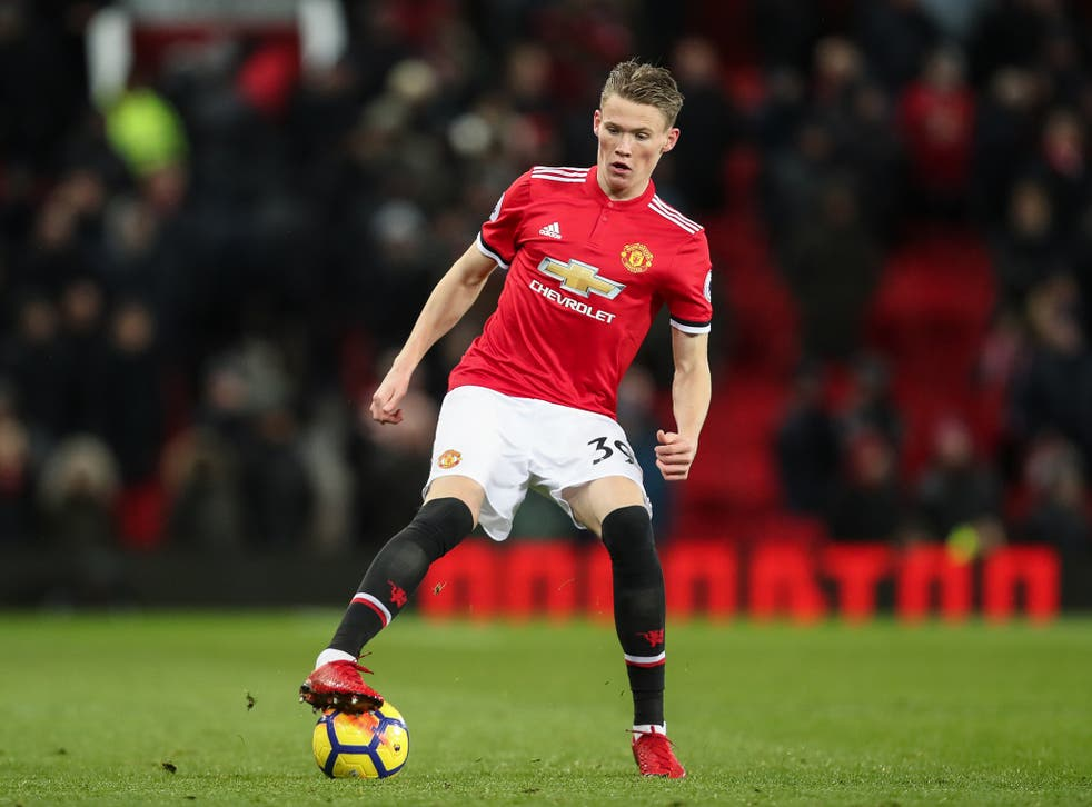 The young midfielder starts against Huddersfield today