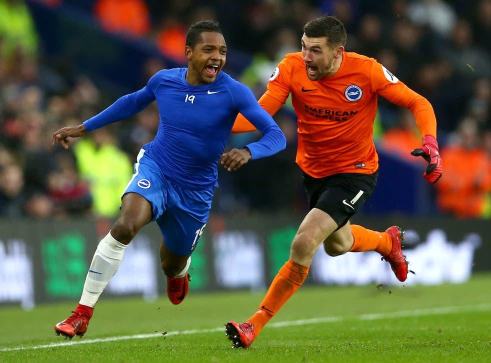 Izquierdo scored a sensational second goal