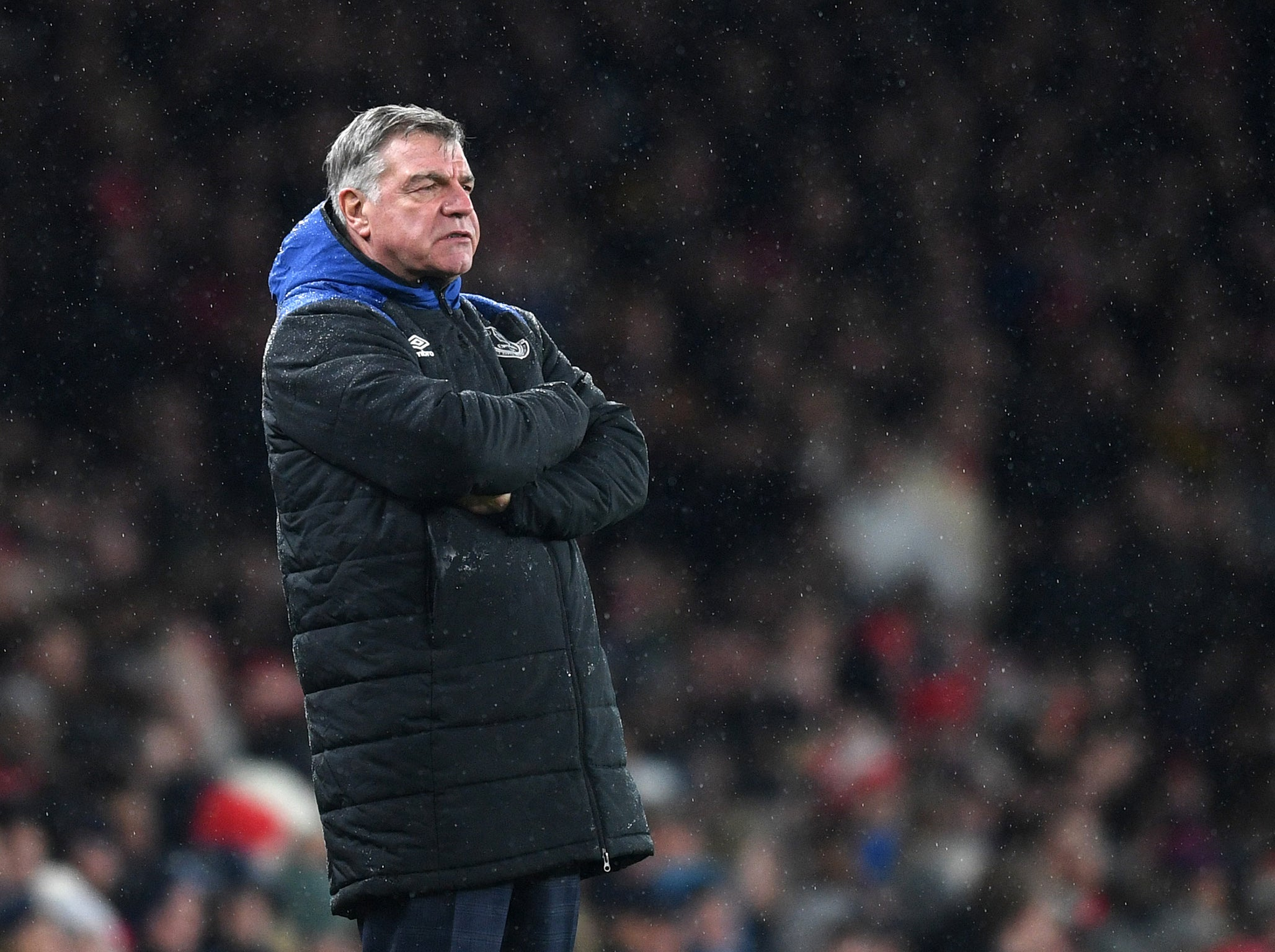 Luka Milivojevic: Crystal Palace players were 'not happy' when Sam Allardyce left as Everton boss faces former side