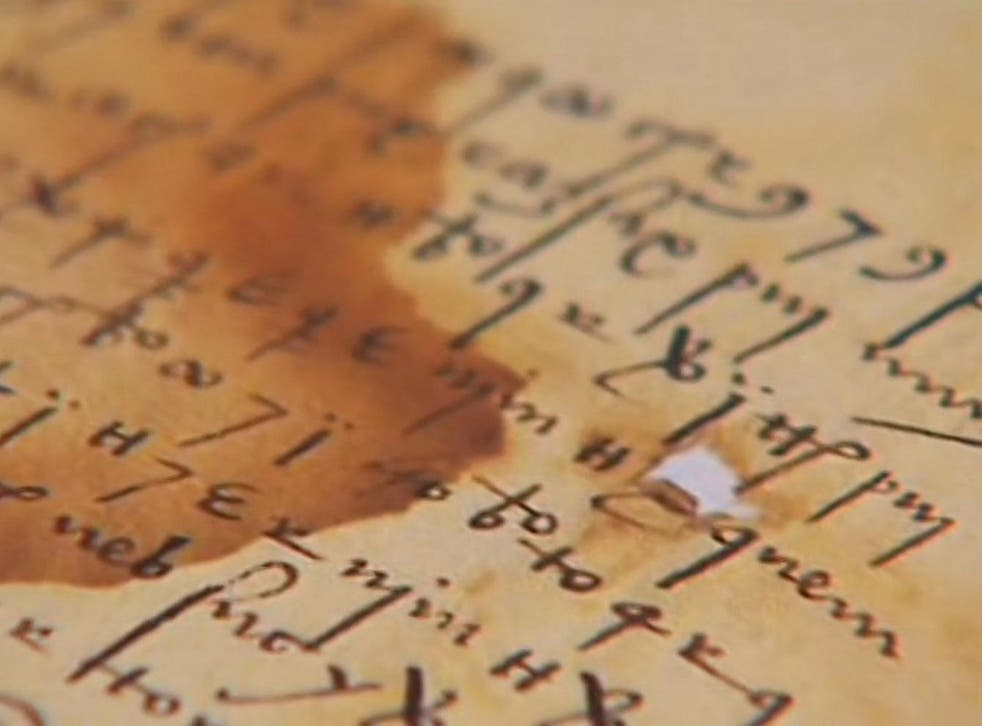 Coded letters written by the Spanish king Ferdinand II to his general Gonzalo Fernández de Córdoba have been cracked by intelligence services