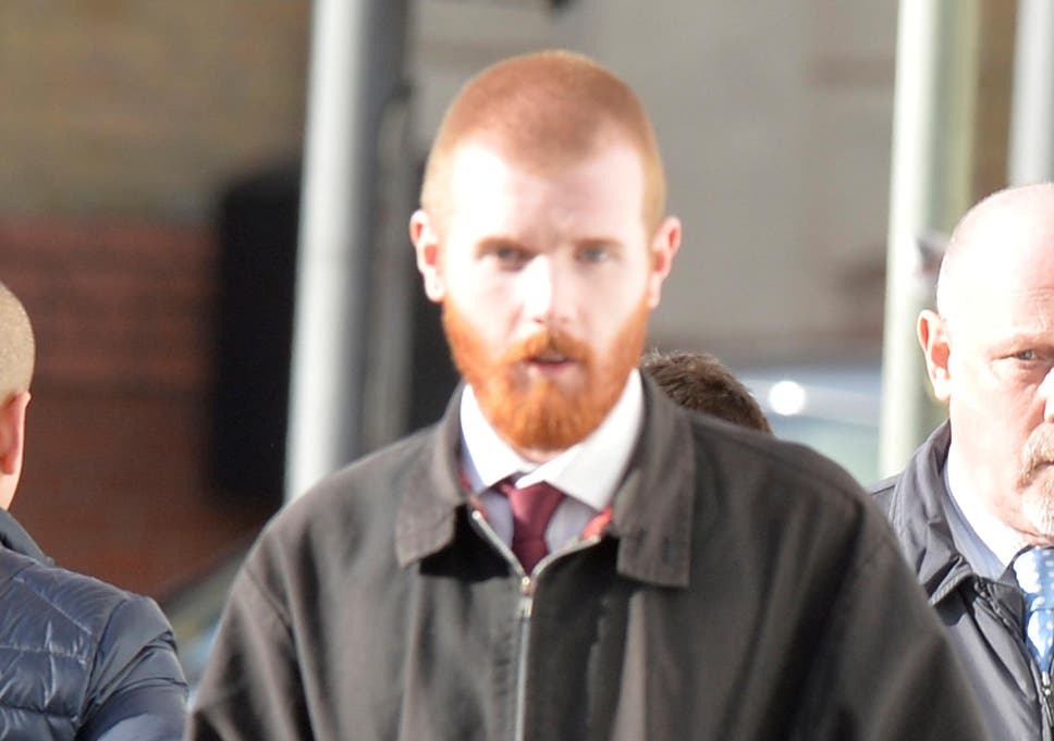 joshua mcmurtry pleaded guilty to harassment without violence after bombarding his ex girlfriend with messages last year