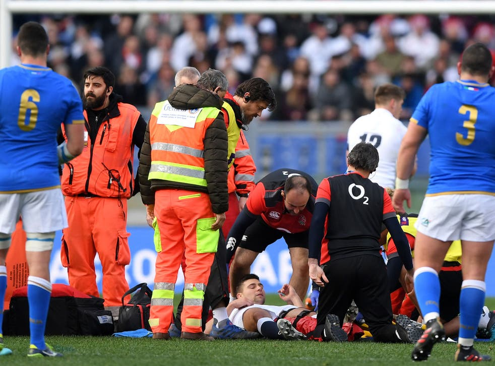 Ben Youngs faces at least four months on the sidelines