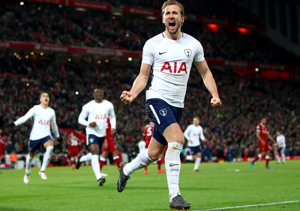 Image result for harry kane penalty vs liverpool