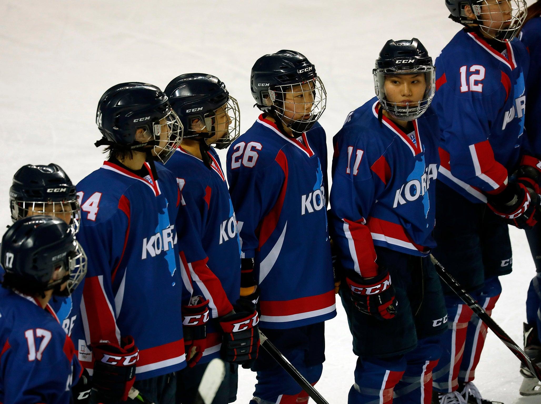 south koreas hockey team - HD2056×1536