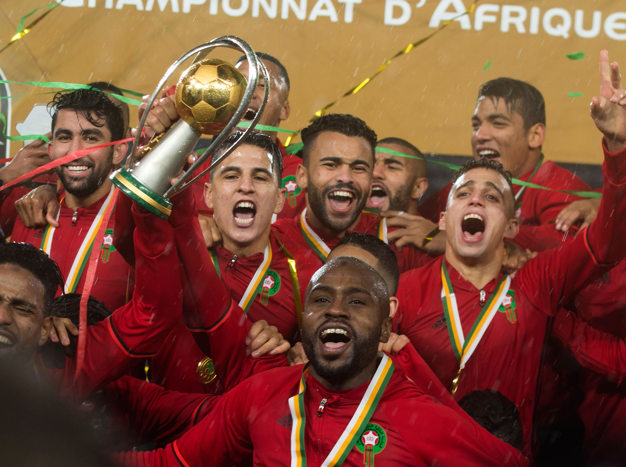 Morocco beat Nigeria in CHAN final – the major international tournament you've probably never heard of