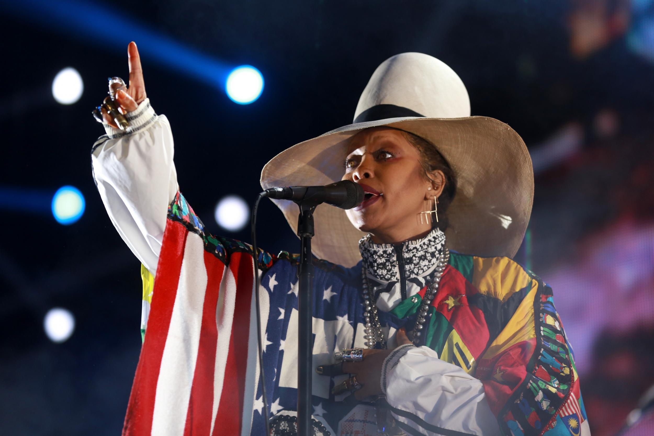 Erykah Badu s new man goes On & On about her