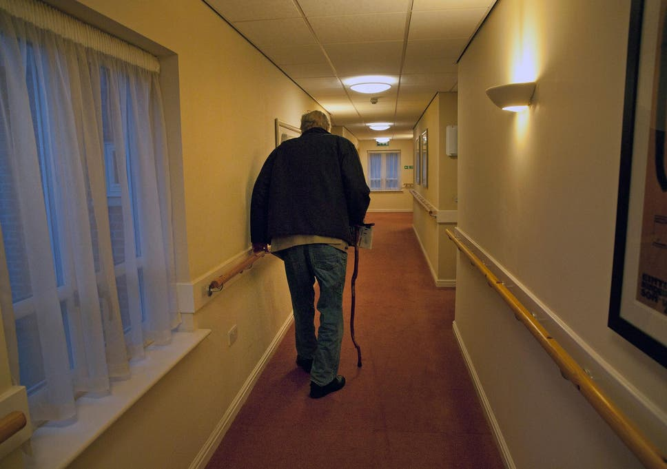Abuse taking place in 99% of care homes amid 'chronic