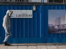 Carillion collapse: 'I wouldn't trust you to audit the