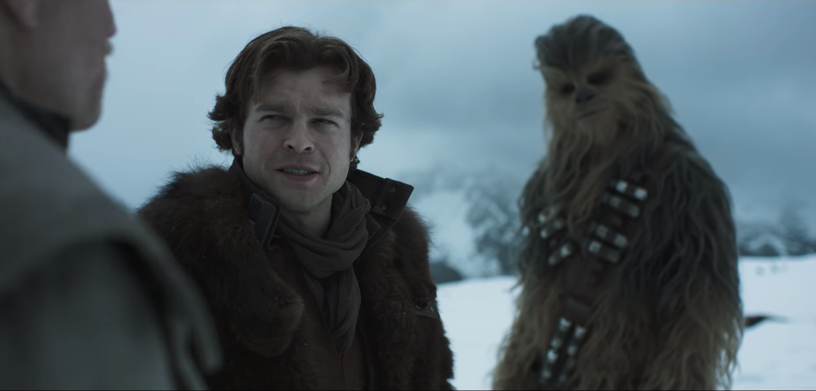 Solo: A Star Wars Story director Ron Howard explains why he took on troubled project