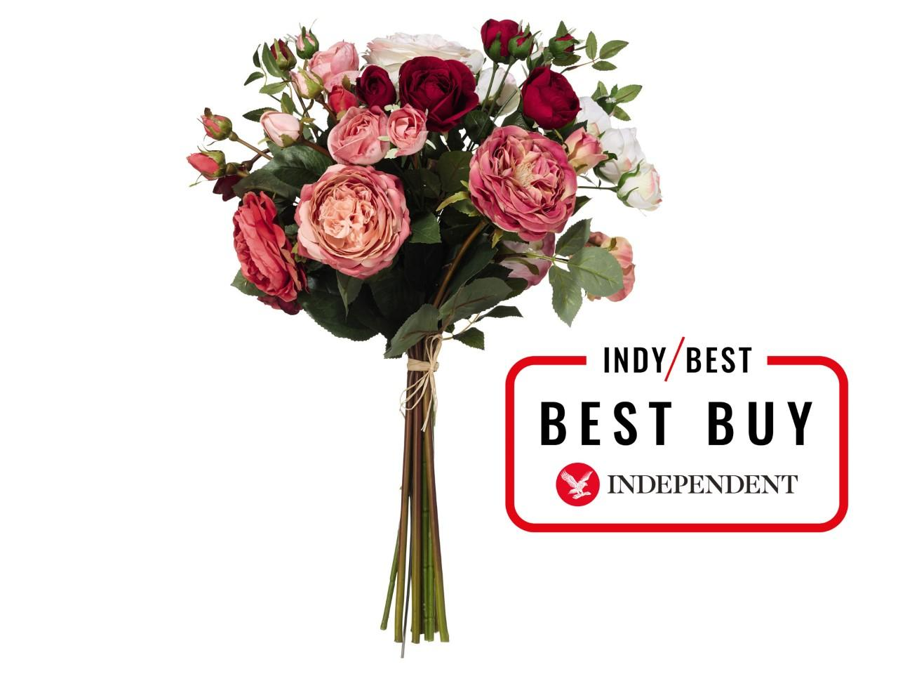 10 Best Artificial Flowers The Independent