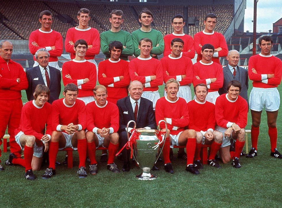Manchester United's European Cup winners were historically great
