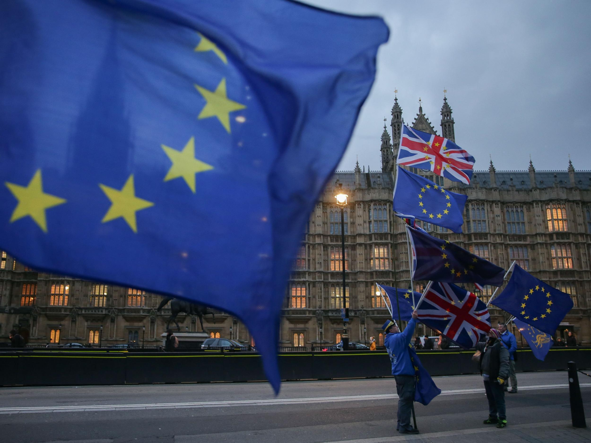 Brexit will 'substantially reduce rights in the UK' Amnesty International warns