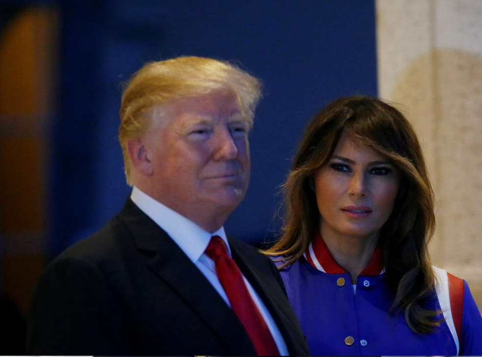 Of course Melania Trump deserved the Einstein visa – she's the one who's  going to save us all   The Independent   The Independent