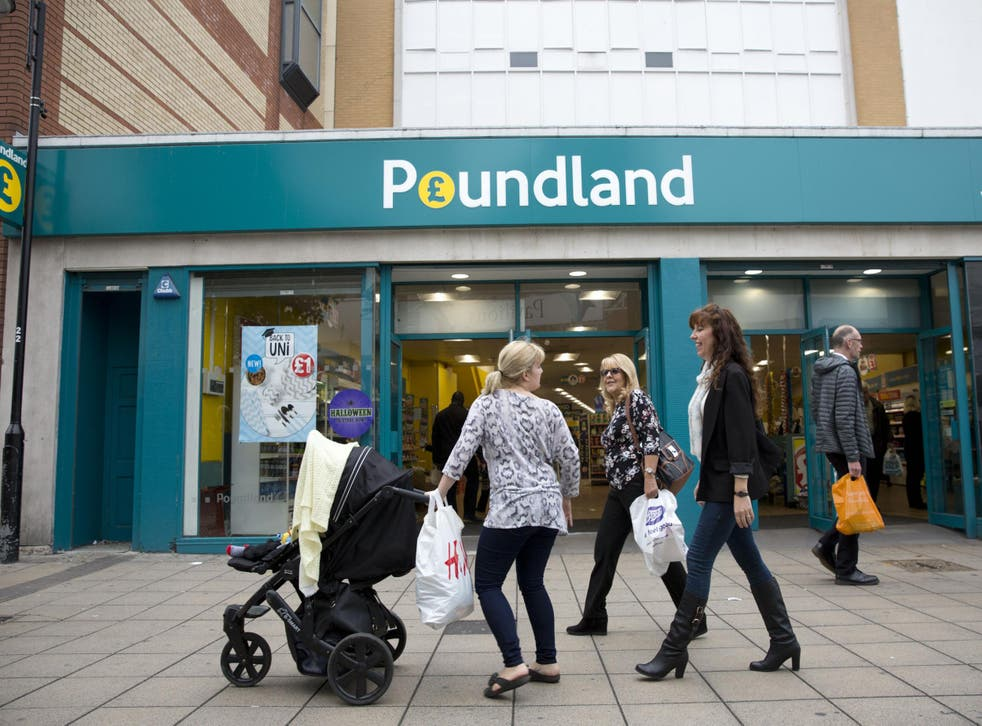Poundland defends its tone of humour as 'British'