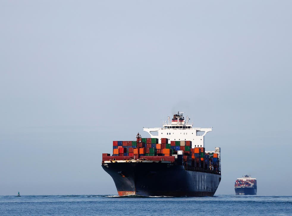 Shipping is a major contributor to harmful air pollution, but replacing conventional fuels with low-sulphur alternatives could improve health outcomes