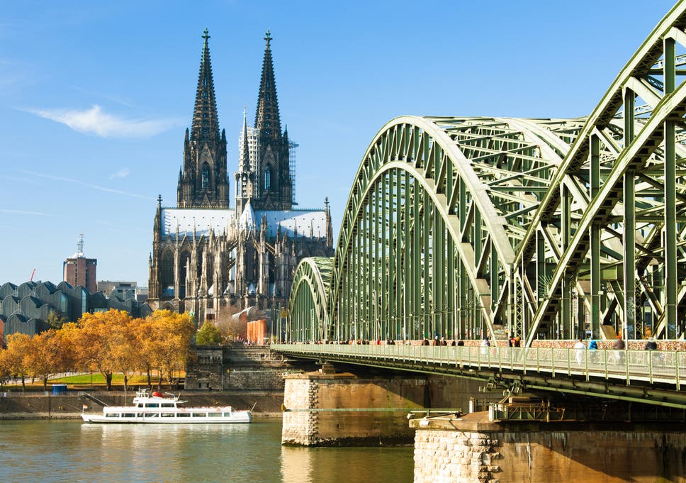 cologne is known for its gothic cathedral - Koln Must See