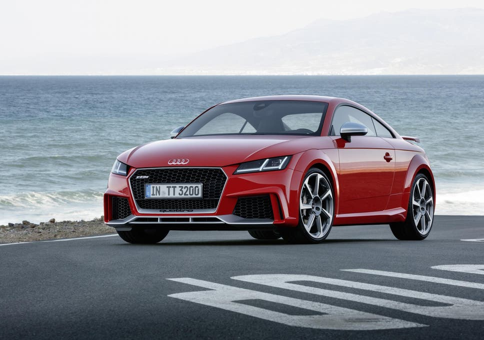 Car Review Audi TT RS The Independent - Audi tt review