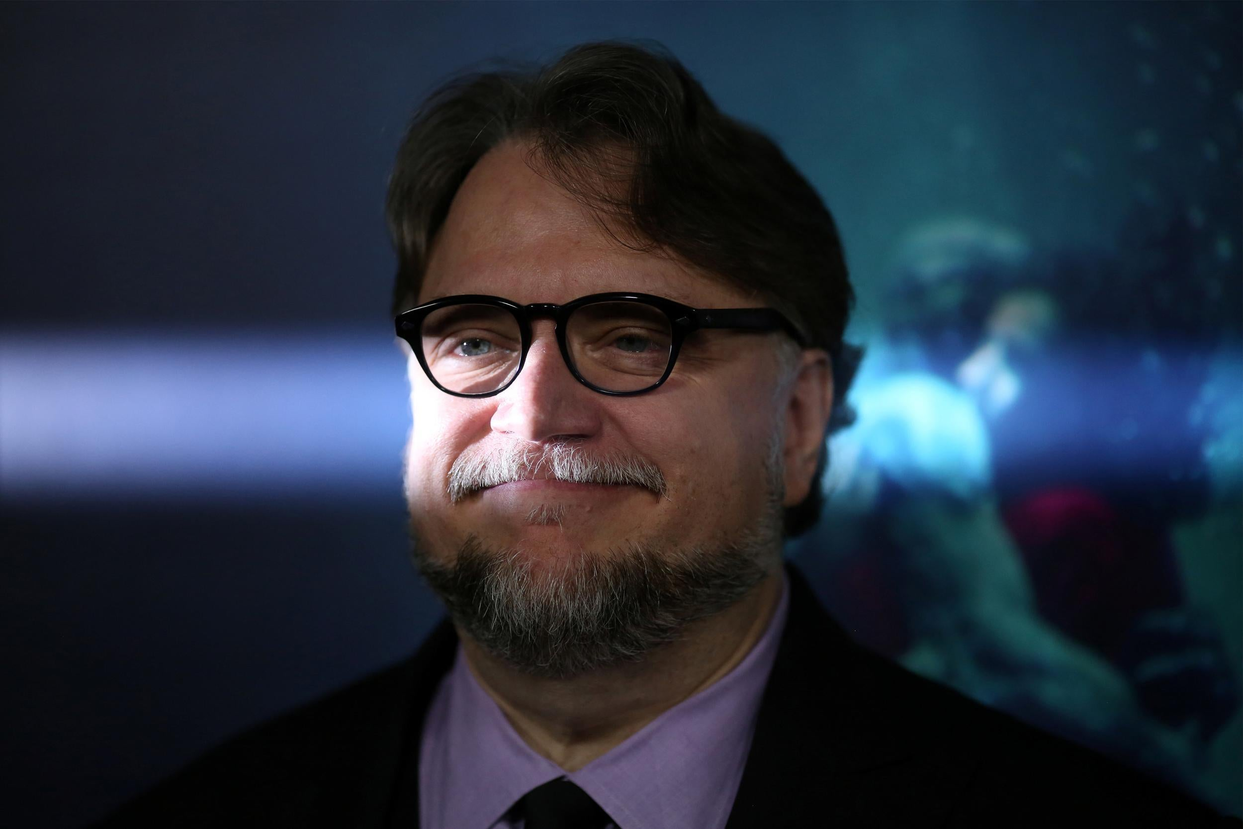 Guilhermo Del Toro with guillermo del toro interview: 'i think adversity is good – that is