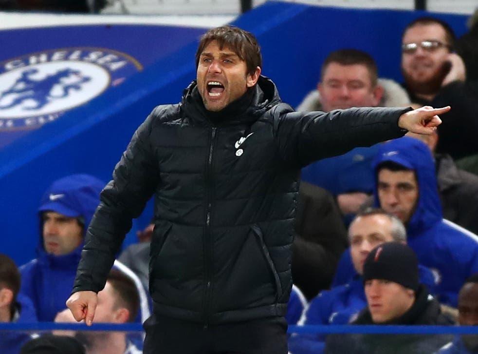 Antonio Conte's hard-line methods have upset members of the Chelsea squad
