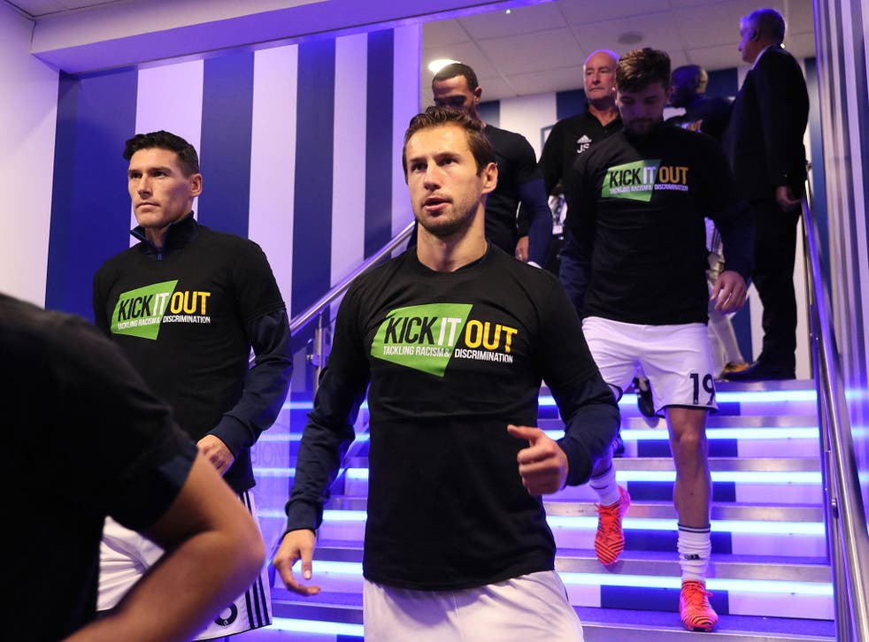 Overall, Kick It Out reported a 59 per cent increase in incidents of discrimination across the professional game